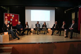 Podiumsdiskussion 2